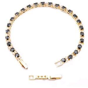 Tennis Bracelet Extender Clasp Addition